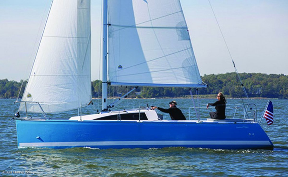 New Catalina 275 Sport