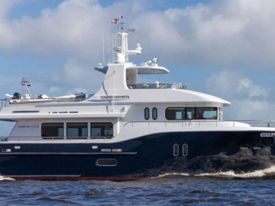 73ft Pilothouse