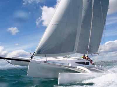 New Corsair Cruze 970 Trimaran