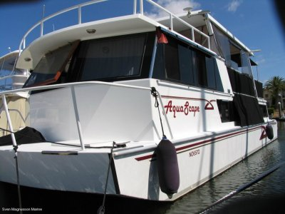 Amazon Marine Meridian 48 Homecruiser