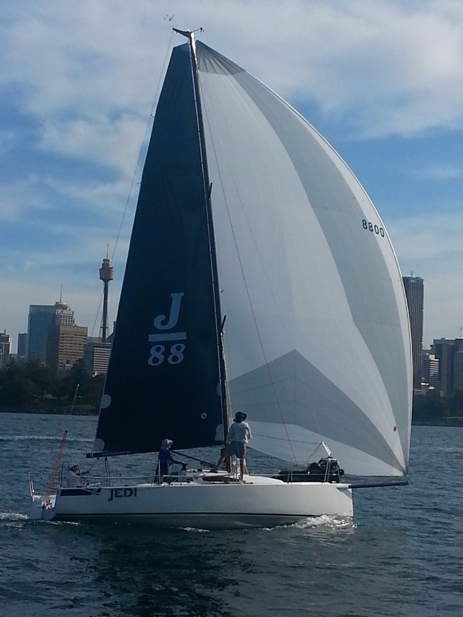 J Boats J/88 - 29ft speedster