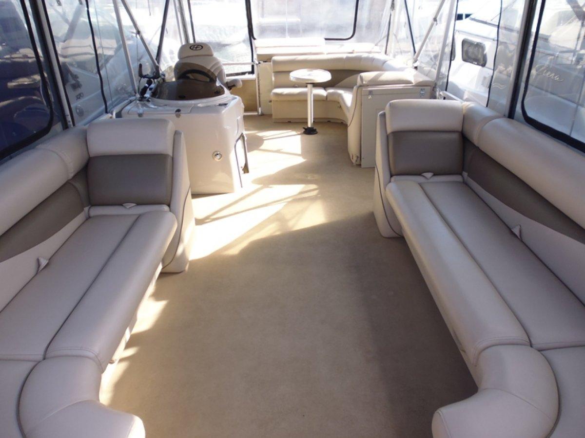 Harris Pontoon Boat