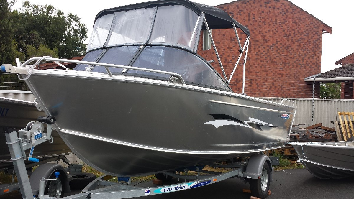 BROOKER 5MTR XD RUNABOUT