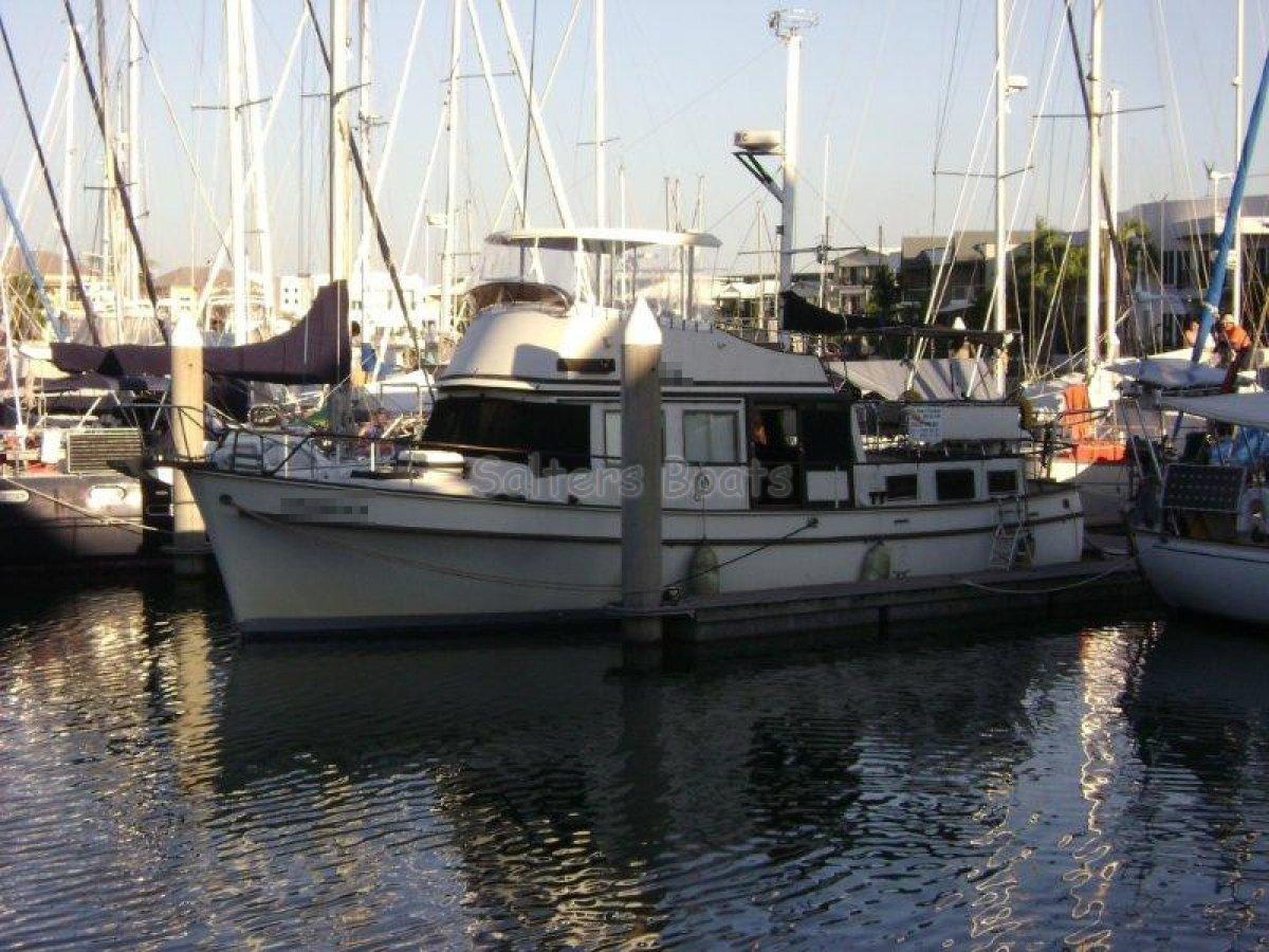 """Bristol 42' """"Gentleman's Cruiser"""""""