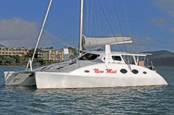 11.7m Sailing Catamaran