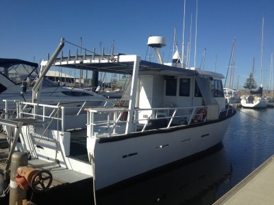 Aluminium/Charter/Fishing