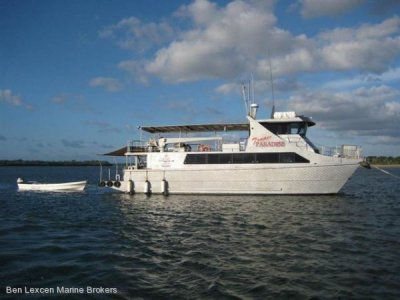 CUSTOM CRAFT CATAMARAN BUSINESS