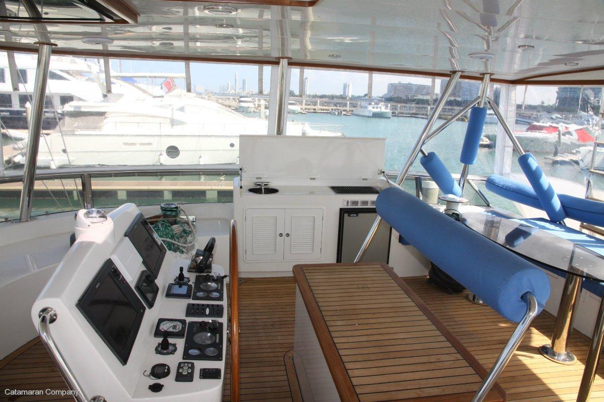 Albatross J60 Luxury Cruising Catamaran