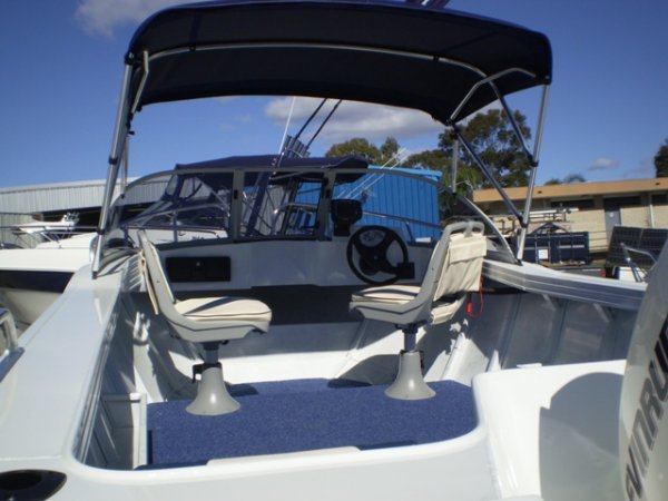 Aquamaster 4.60 Runabout