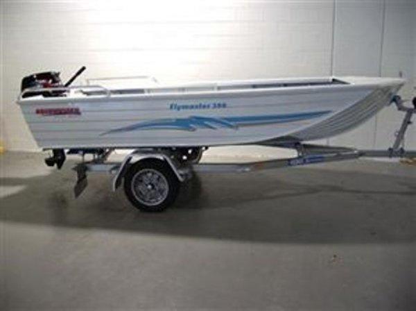 Aquamaster 390 Flymaster