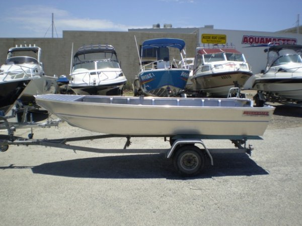 Aquamaster 4.10 V Nose Barra