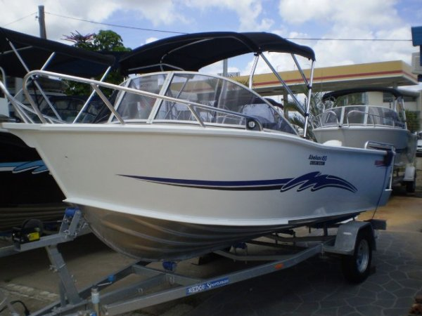 Aquamaster 455 Runabout