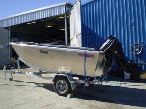 Aquamaster 420 Open
