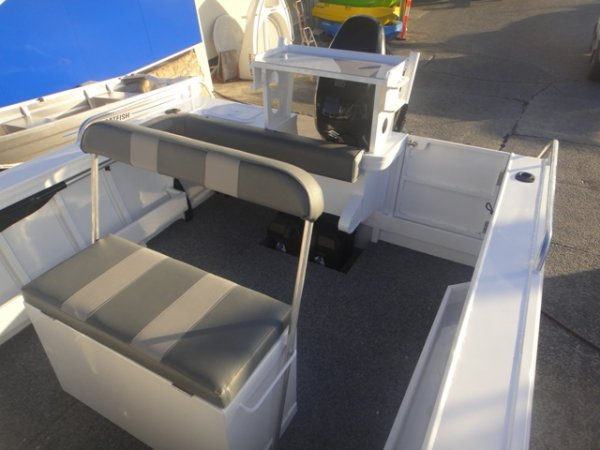 Aquamaster 5.30 Centre Console