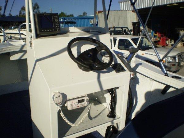 Aquamaster 550 Centre Console