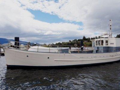48' Tasmanian Fishing Boat