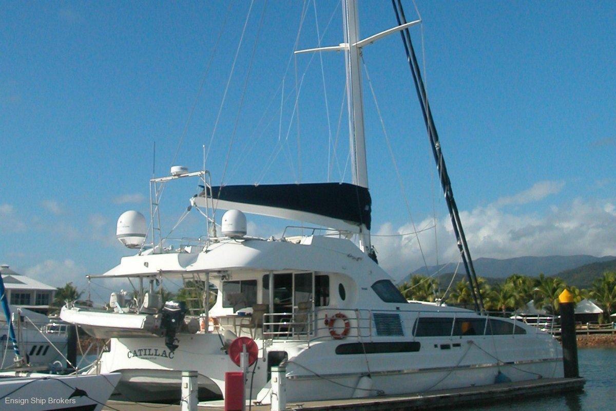Amara Sailing Catamaran 65