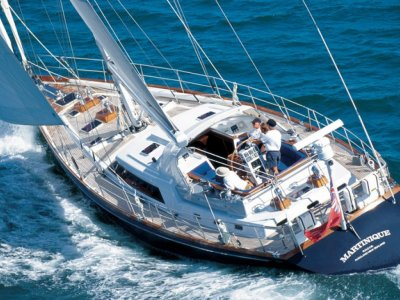 Warwick Outstanding - one owner Warwick 68 yacht