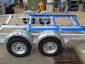 GOLD STAR 6200 I BEAM GALV TRAILER