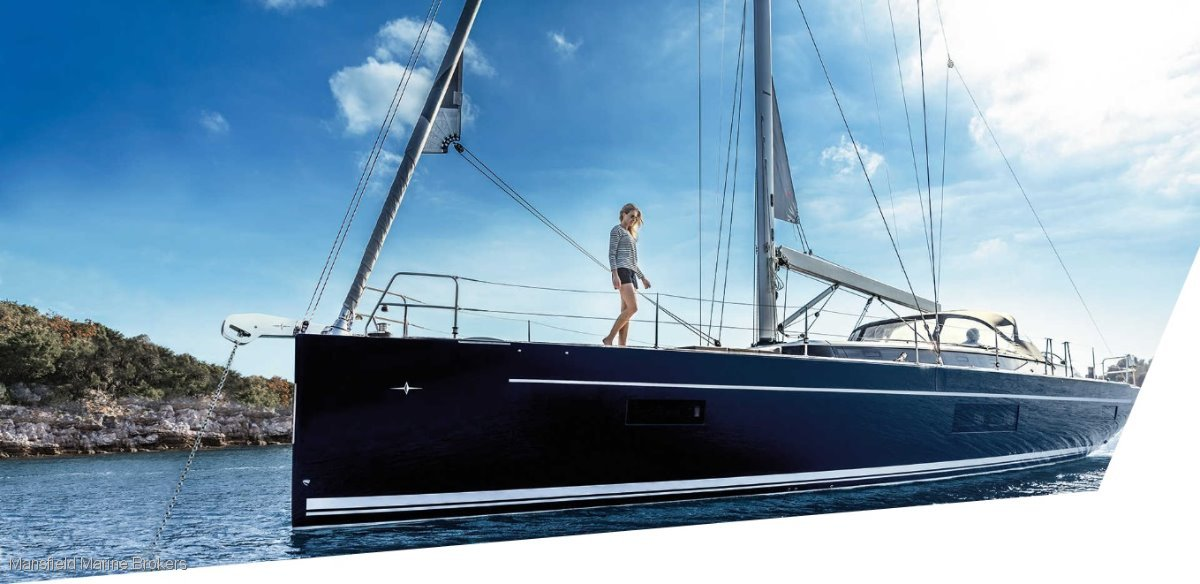 New Bavaria 57 Cruiser