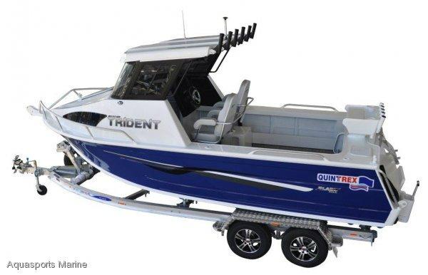 New Quintrex 650 Trident