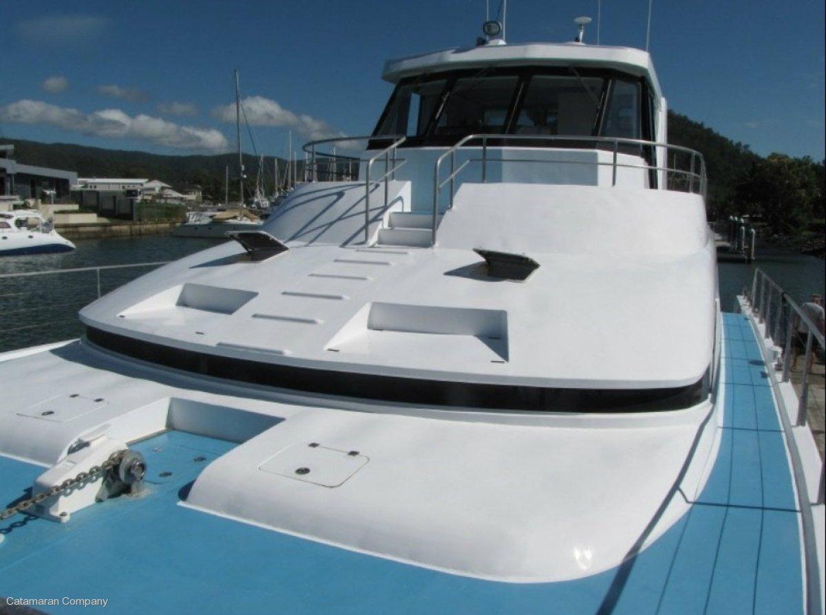New Wave 19m power Catamaran