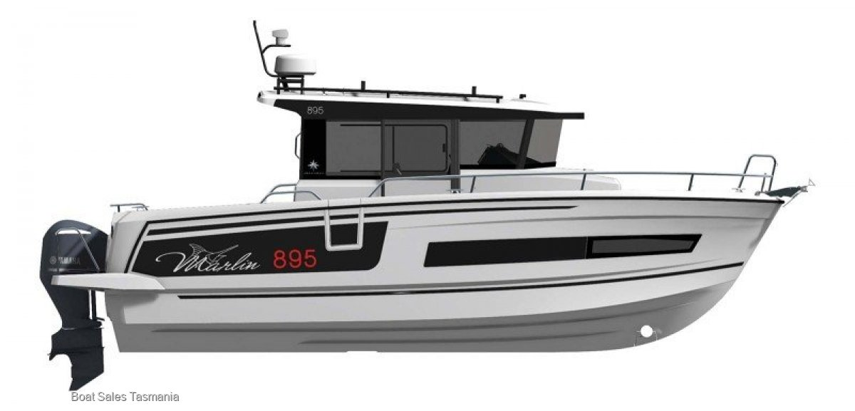 Jeanneau Merry Fisher 875 Marlin (NEW)