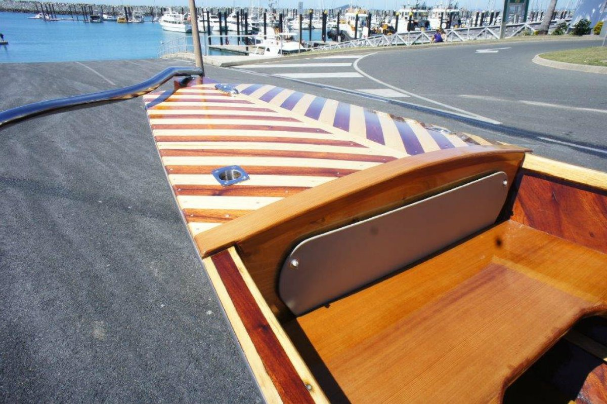 Gentlemans Surf Boat Gentlemen's Surf Boat
