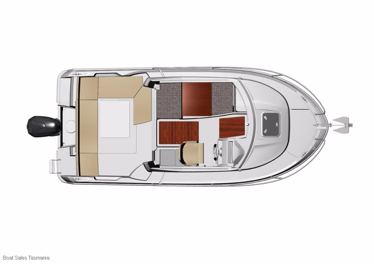 Jeanneau Merry Fisher 605 (NEW)