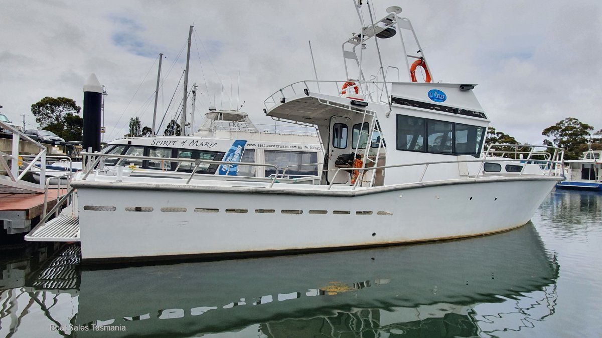 Commercial Fishing Vessel Ladybird