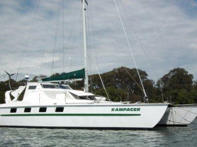 Gross Fastback 43 Catamaran