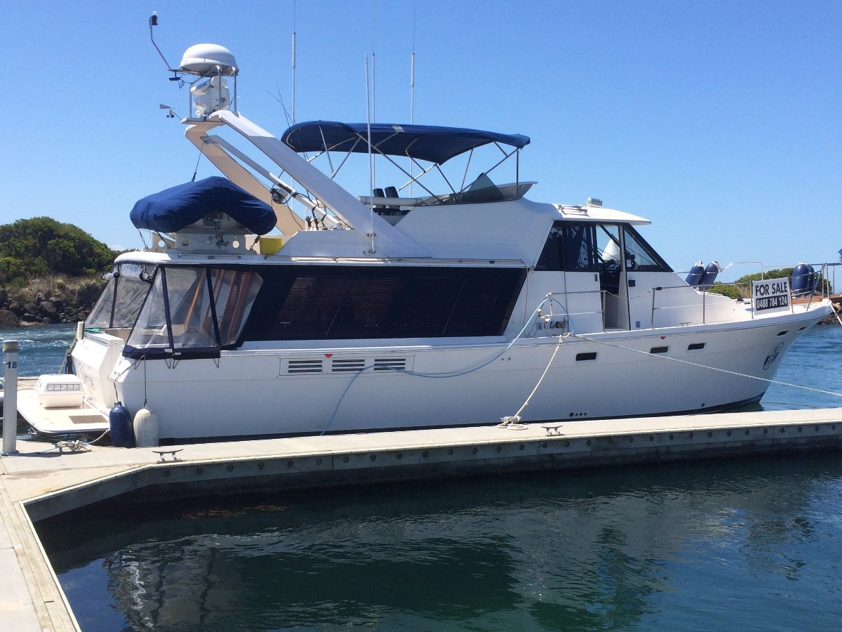 Bayliner 4550 Pilothouse A classic live aboard cruiser
