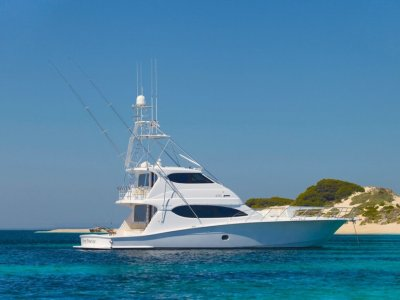 Hatteras 68 Convertible Sport Fish Motor Yacht
