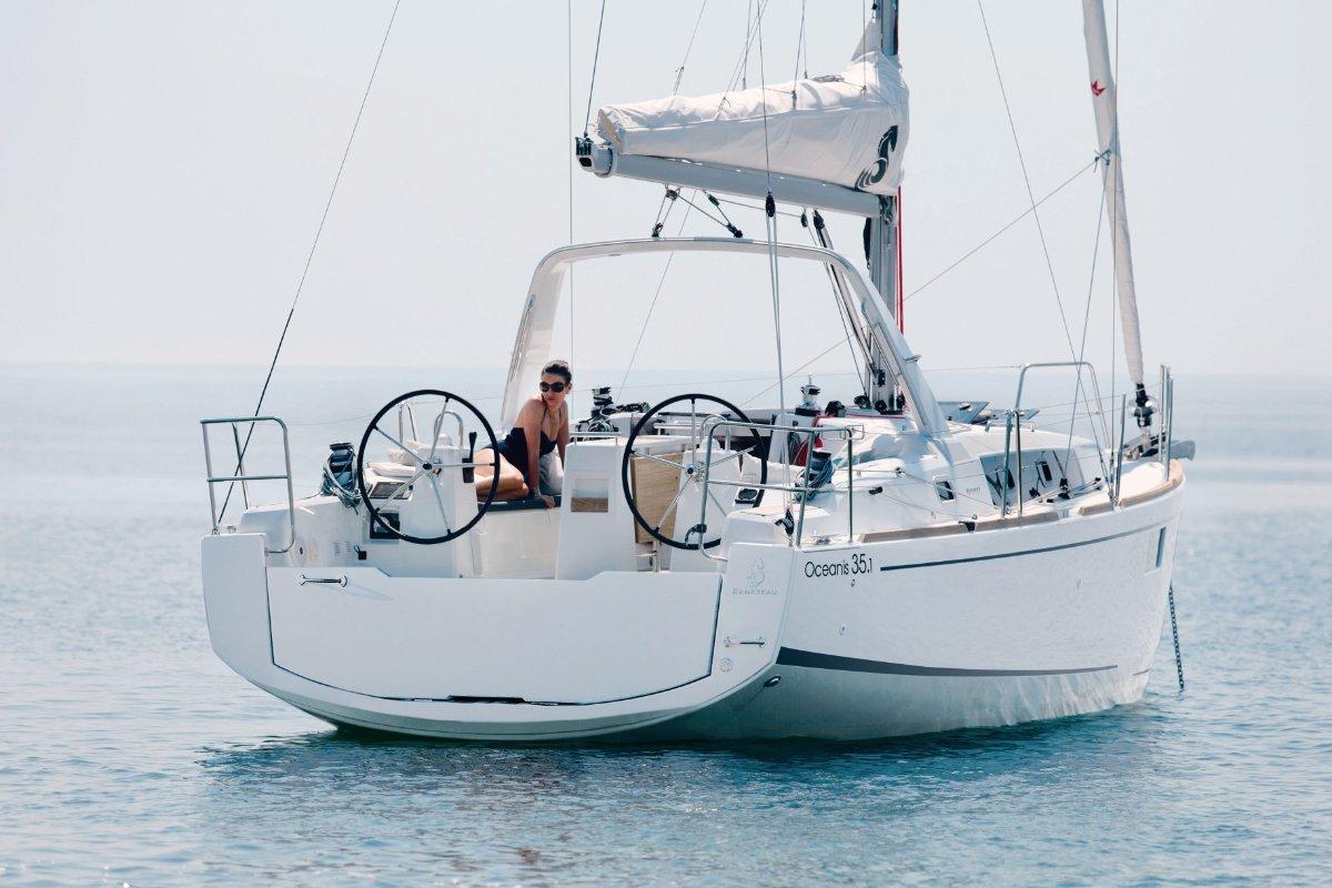 Beneteau Oceanis 35.1:Oceanis 35.1