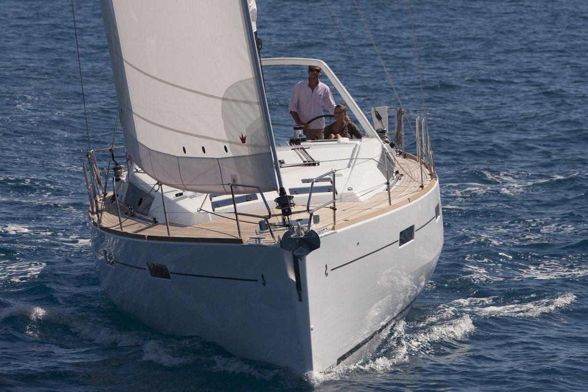 Beneteau Oceanis 45:Oceanis 45