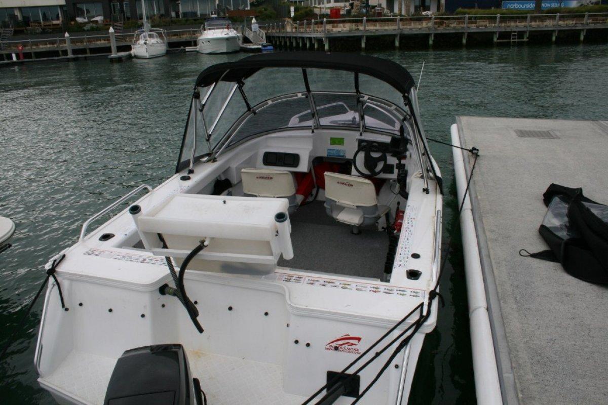 Stacer 479 Seaway