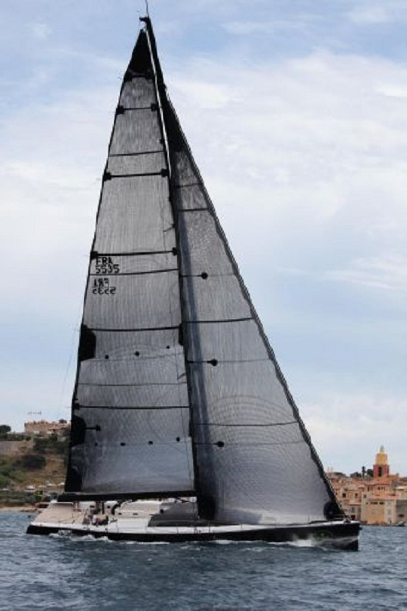 2004 Marten 72 Carbon Arrow Sailing Yacht