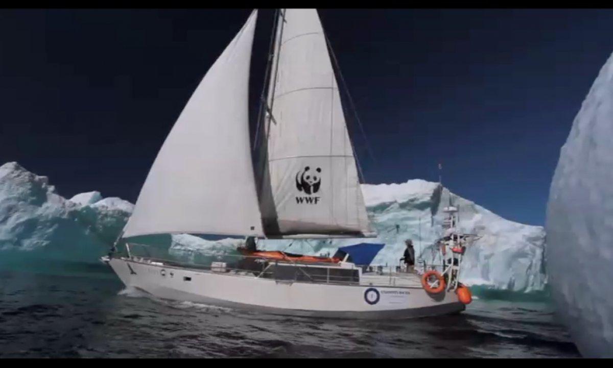 14m Polar Expedition Sailboat