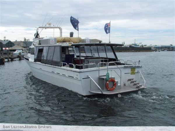 Westcoaster Charter Business Available