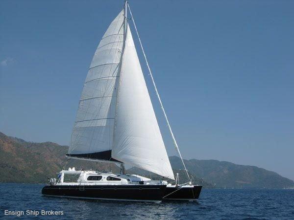 Skye Sailing Catamaran