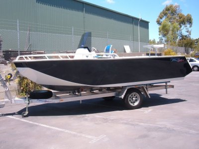 Preston Craft 540 Barra