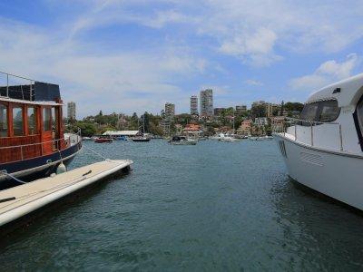 Double Bay Marina
