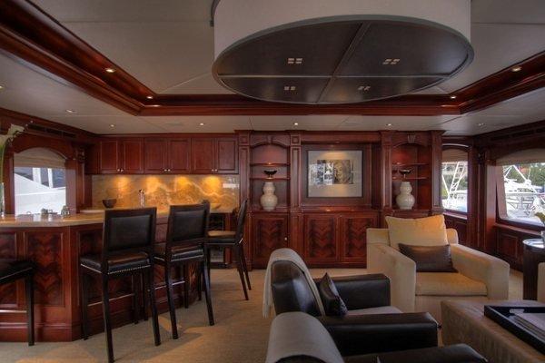 Trinity Yachts CUSTOM MOTOR YACHT