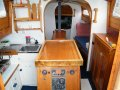 Custom 33' Huon Pine Motorsailer