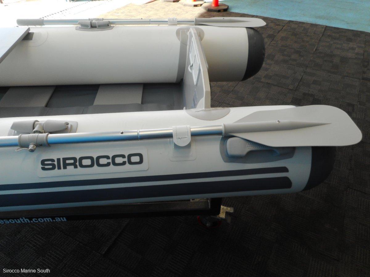 Sirocco 2.4 Super Lite