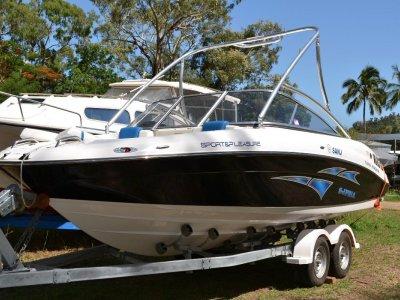 Sanj Jet Boat