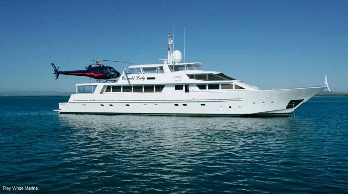 Benetti 35m Power Boats  Boats Online For Sale