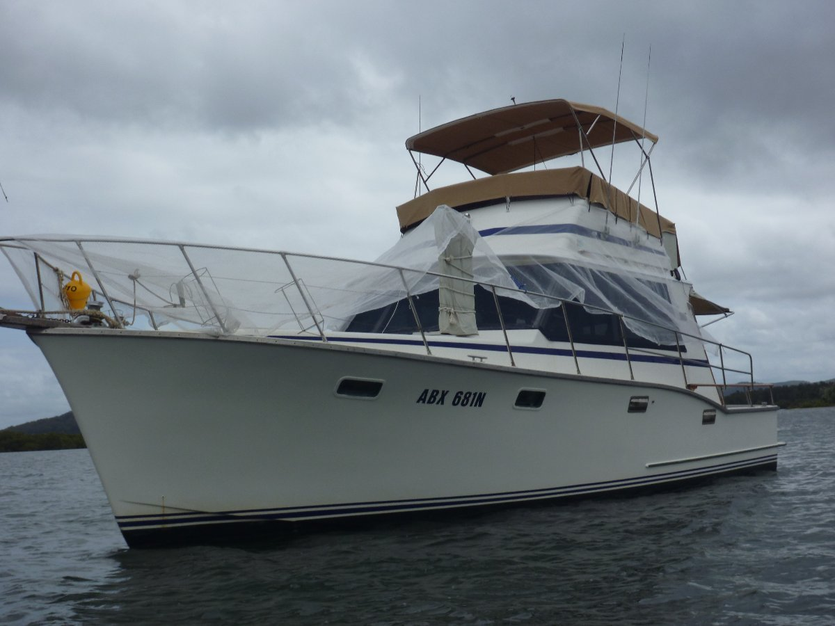 Offshore 37- Yacht Fisher