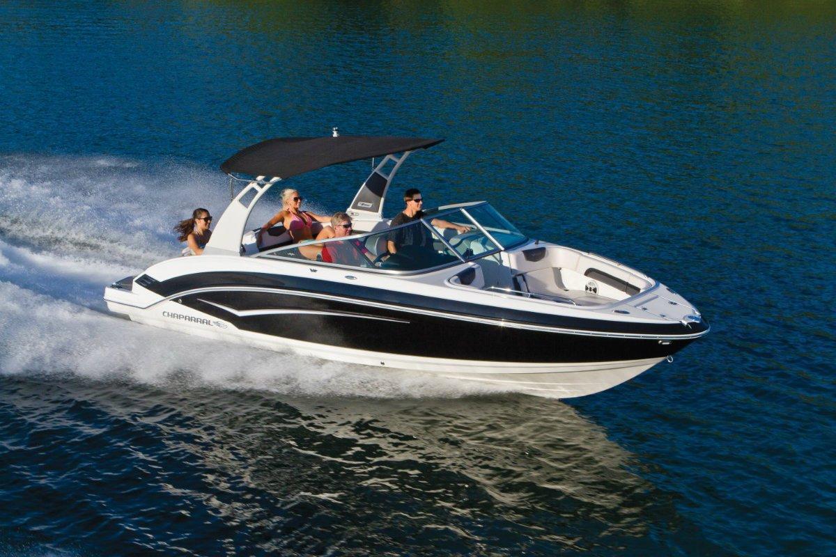 Chaparral Bowrider VR Vortex Jet Boat