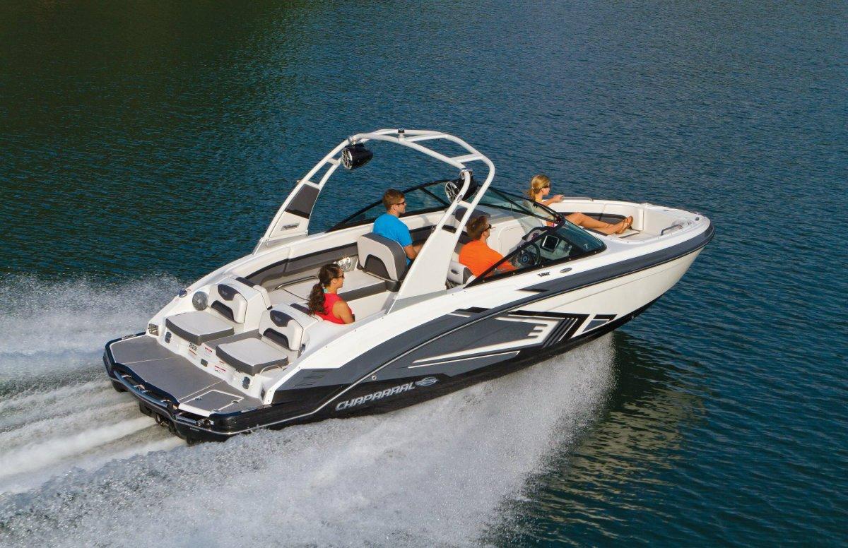 Chaparral Bowrider 223 VRX Vortex Jet Boat